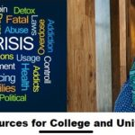Addiction Resources for College and University Students