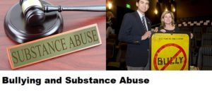 Bullying and substance abuse