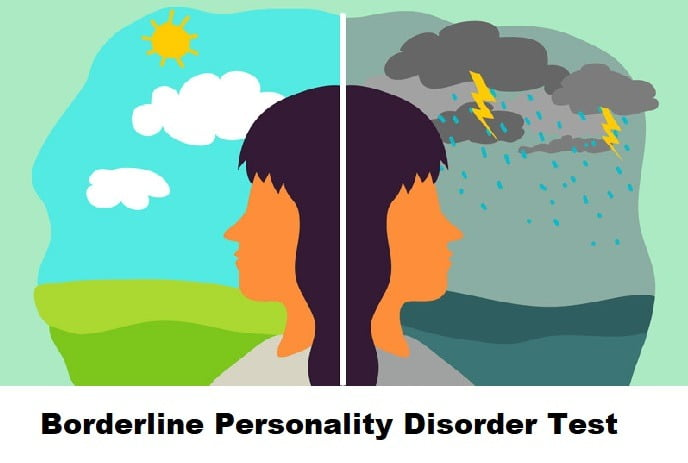 borderline personality disorder test online free