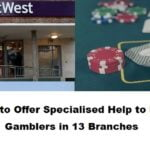 NatWest to Offer Specialised Help to Problem Gamblers in 13 Branches
